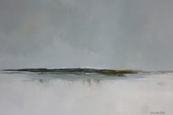 """""""Wave on the horizon"""" 36 x 24 ins"""