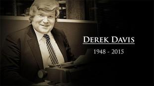 Derek Davis RiP