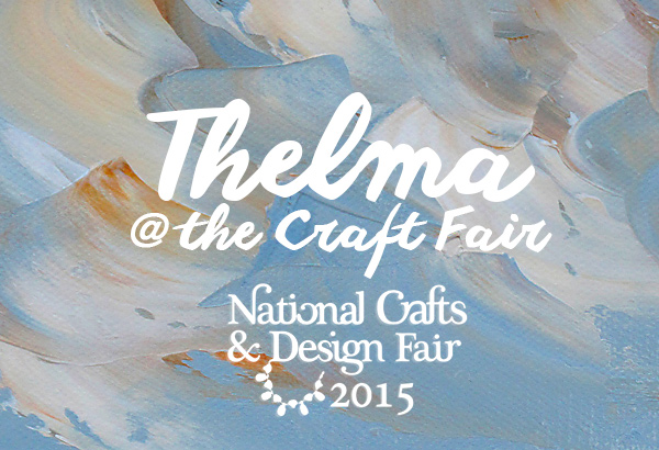 Thelma mansfield artist national crafts design fair for Mansfield arts and crafts show